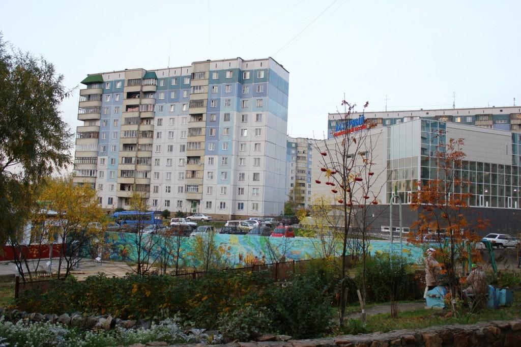 Площадка арх-пленэра на МЖК